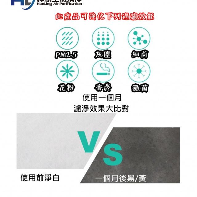 靜電空氣濾棉(小米濾芯適用)