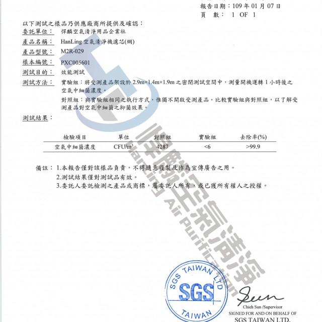 Honeywell適用濾網(抗菌版)(HPA-100/HPA-200/HPA-202/HPA-300